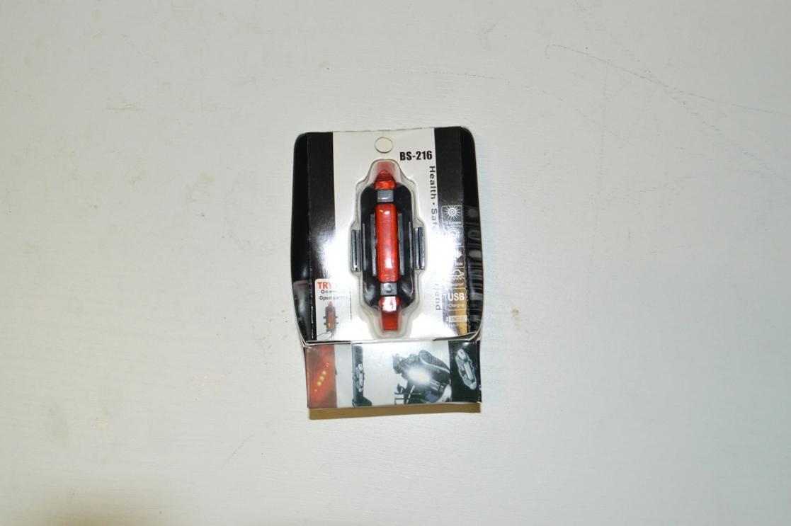 Сигнал задний габарит 5 диодов+USB зарядка 3265237