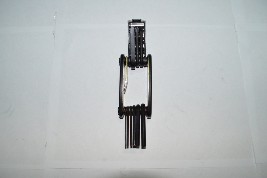 Шестигранник Kenli 13 в 1 KL-9801, код 40245