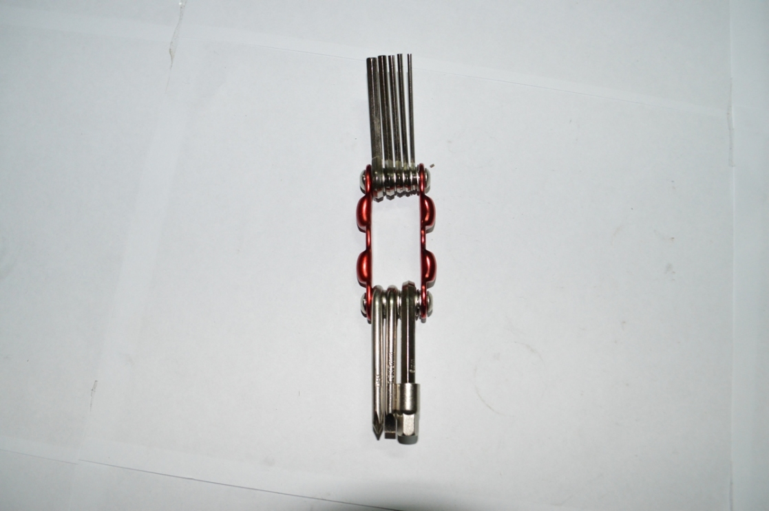 Шестигранник Kenli 9 в 1 KL-9833B (200)