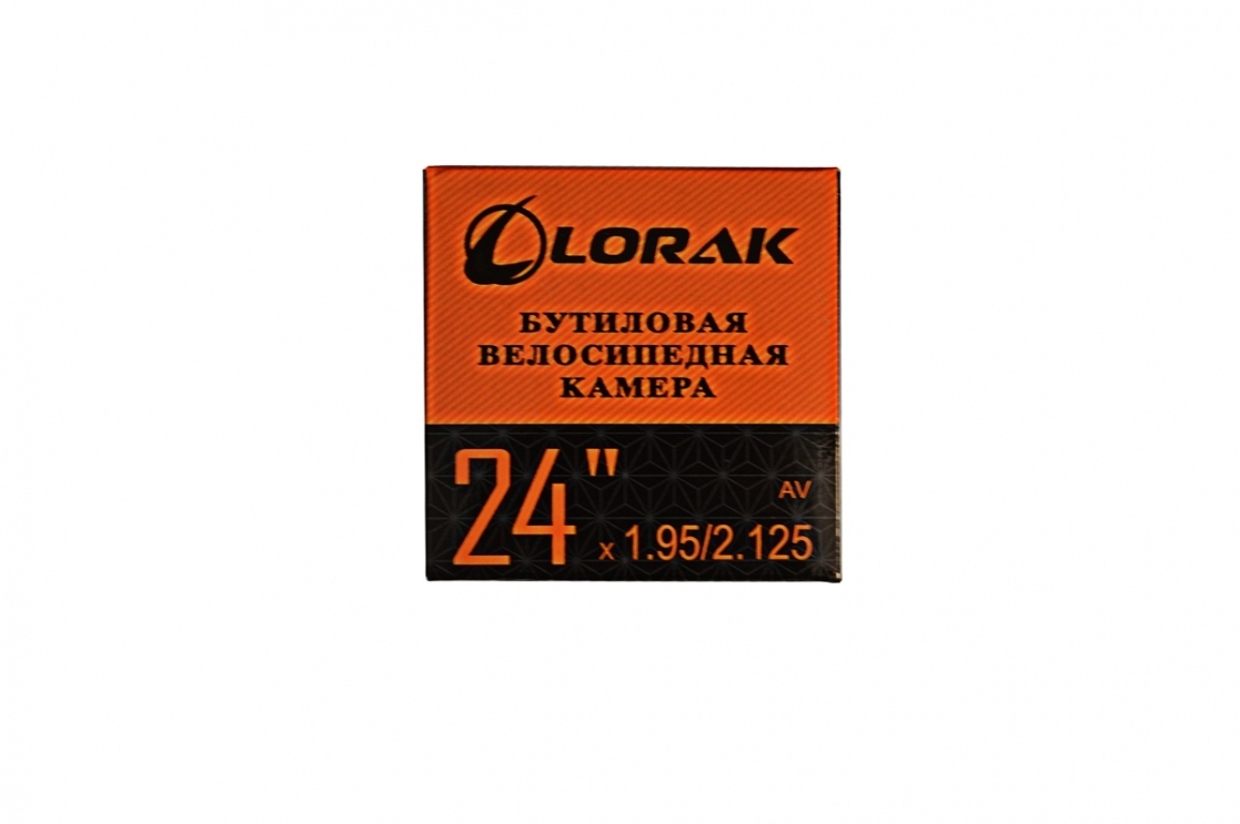 Камера Lorak 24*1,95/2,125 AV32MM, код 24501